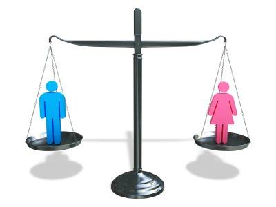 La répartition hommes-femmes est déséquilibrée pour 80% des entreprises